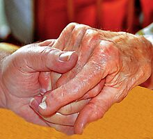 Praying Hands: A Strength that lasts a lifetime by CJRenaJohnson