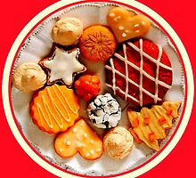 Christmas Cookies by ©The Creative  Minds