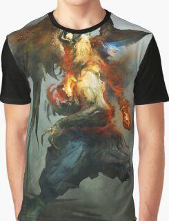 Tessia Lane, Master Summoner Graphic T-Shirt