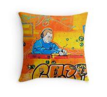 Caspa Throw Pillow