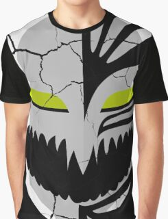 The Broken Mask Graphic T-Shirt