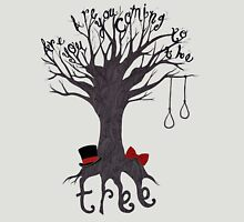 The Hanging Tree Womens Fitted T-Shirt