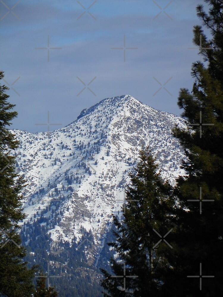 A Lofty Peak of Granite by BettyEDuncan
