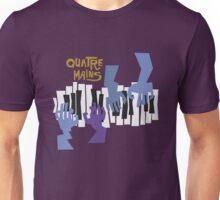 Quatre Mains Unisex T-Shirt