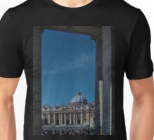 View Of St Peter's  Unisex T-Shirt