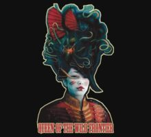 Queen of the Wild Frontier T-Shirt by Aimee Stewart