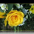 Golden Rose by MidnightMelody
