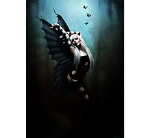 The Butterfly Dancer Photographic Print