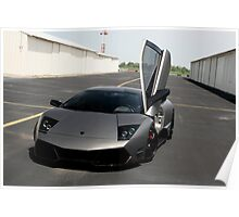 Reventon Package on LP-640 - PLATINUM MOTORSPORTS  Poster