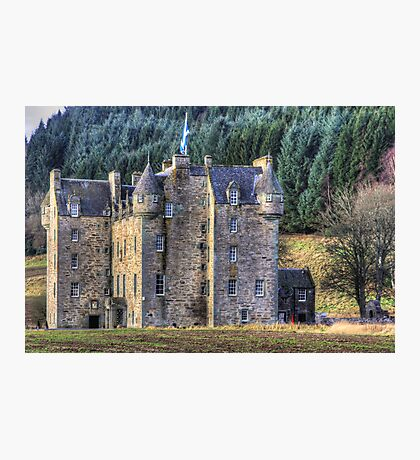 Castle Menzies Photographic Print