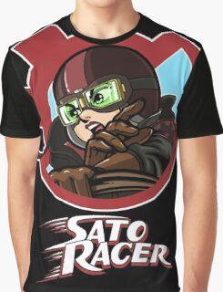 Sato Racer Graphic T-Shirt