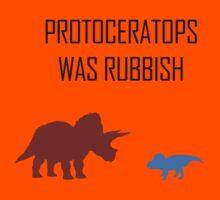 Protoceratops was rubbish Kids Tee
