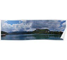Lake Bled, Slovenia Poster