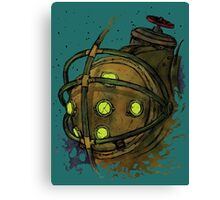 BIG DADDY Canvas Print