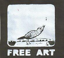 Free Art by urbanmonk