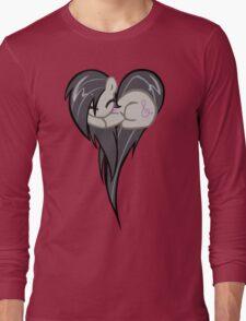 Octavia as a heart Long Sleeve T-Shirt