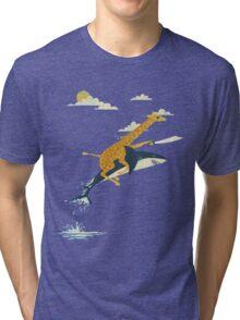 Forward! Tri-blend T-Shirt