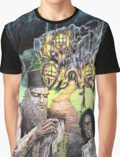 Ivan Kupala Graphic T-Shirt
