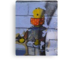Legoland riot Canvas Print