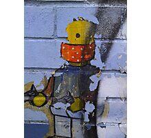 Legoland riot Photographic Print