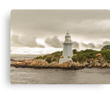 Cape Sorrell Lighthouse, MacQuarie Harbour, Tasmania Canvas Print