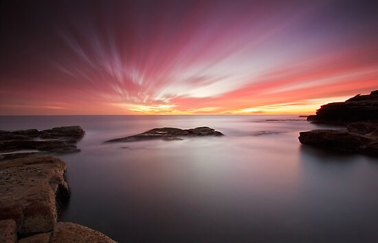 The Passage to Sydney by Mark  Lucey