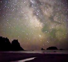 Milky Way by BobbiFox