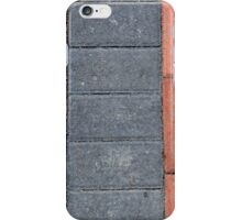 Sidewalk Blocks iPhone Case/Skin