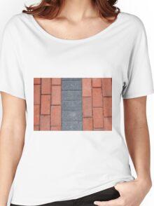 Sidewalk Blocks Women's Relaxed Fit T-Shirt