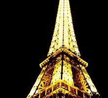 Glowing Tower by Kara Rountree