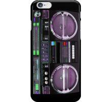 Boom Box iPhone Case/Skin