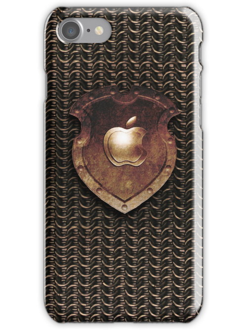 iPhone for Knights by Sarah  Mac