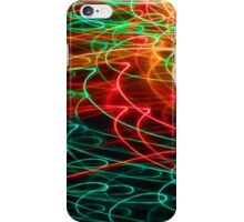 Trails of Color iPhone Case/Skin