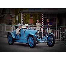 Bugatti Type 37A 1926 Photographic Print