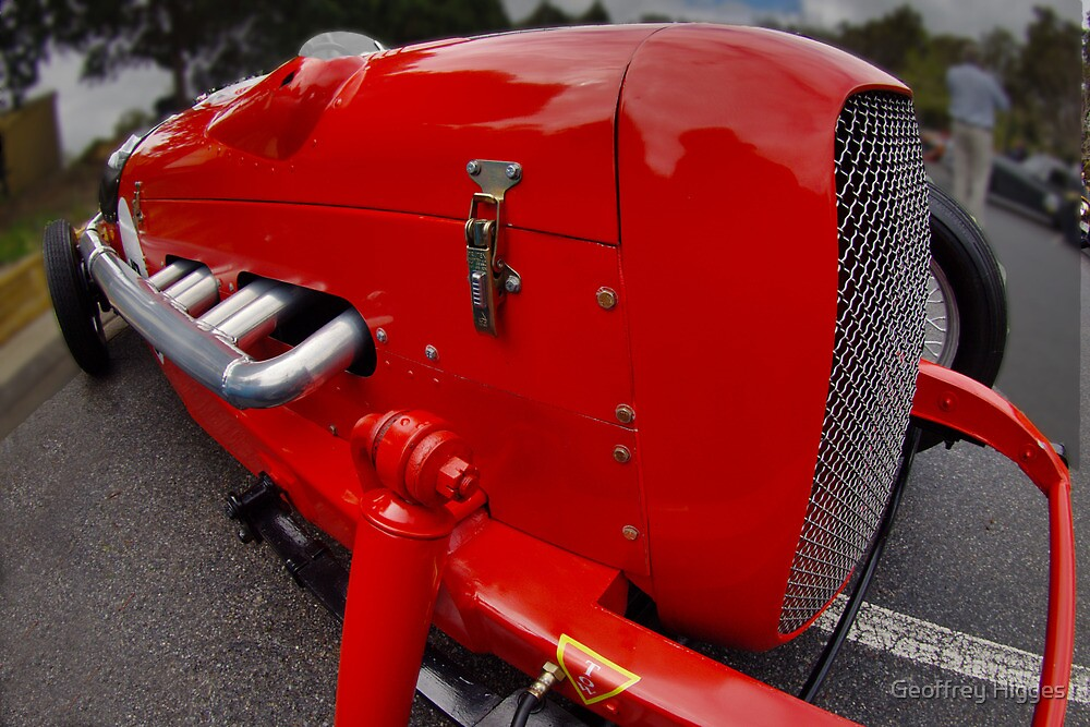 Dodge Special 1937 by Geoffrey Higges