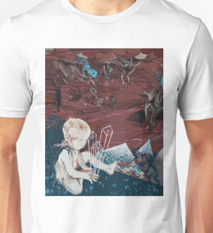 The Architect Seduced by The Engineer Unisex T-Shirt