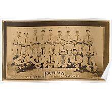 Benjamin K Edwards Collection Pittsburgh Pirates baseball card portrait Poster