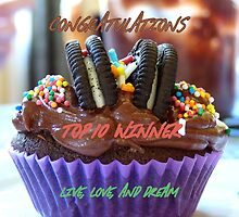 Cupcake NZ - Top 10 Challenge Banner by AndreaEL