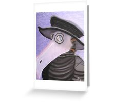 Il Dottore Greeting Card