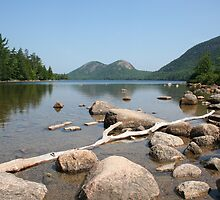 Jordan Pond, Acadia National Park by jan64