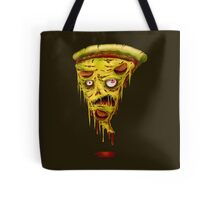 _zombie pizza Tote Bag