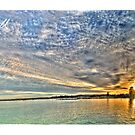 Sunrise over Kurnell by Scott Maxworthy