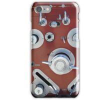 Fire Engine Red iPhone Case/Skin