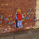 Legoland Riot#2 by urbanmonk