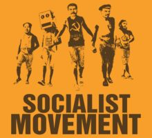 SOCIALIST MOVEMENT by Dope Prints