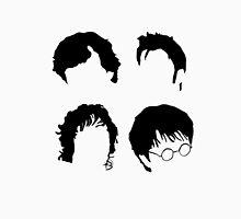 Doctor Who+Sherlock+LoTR+Harry Potter FOR LIGHT COLOURS Unisex T-Shirt