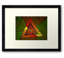 The Eye Of Providence Framed Print