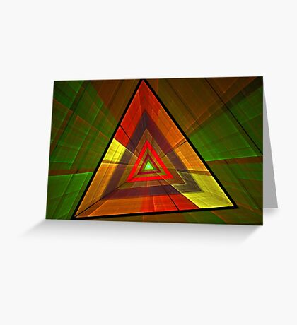 The Eye Of Providence Greeting Card