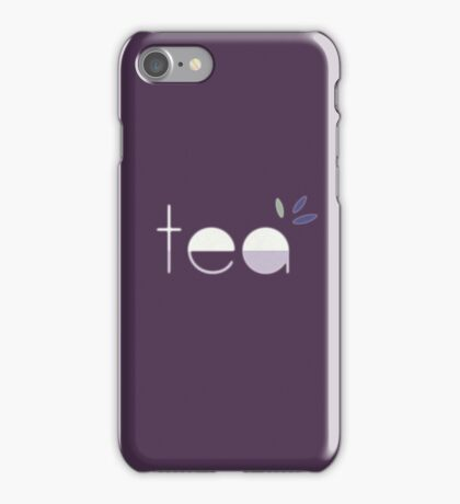 Te iPhone Case/Skin