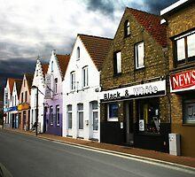 Belgium shops by Jasper Glaspie